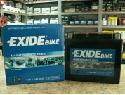 EXIDE BIKE AGM YT12B-BS 12V 11AH 160a