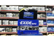 EXIDE BIKE AGM YTX7A-BS 12V 6AH 90A