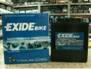 EXIDE BIKE AGM YTX7L-BS 12V 6AH 100A